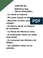 Frases Sinfón Bl