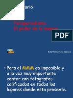 Fotoperiodismo - El Poder de La Imagen