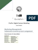 digital camera retailing - propix