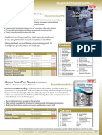Machining Fundamentals Flyer 2014-2