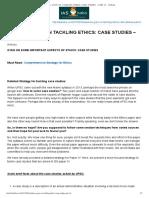 Case Studies Straregy- IASbaba