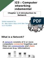 Computer Networking Fundamentals