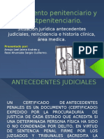 Tratamiento Penitenciario y Postpenitenciario