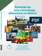 Libro Avances de CyTA en México