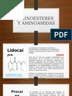 AMINOESTERES Y AMINOAMIDAS.pptx