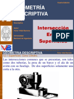 Capítulo 12 Intersección Entre Superficies