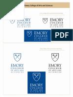 EU CollegeOfArtsSciences Logos and Guidelines