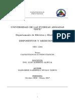 Capacitancia e Inductancia (1)
