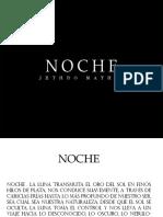 NOCHE - Jethro Mather
