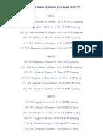 Jadwal Siaran Langsung Piala Dunia 2010