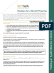 Version 2 June 2016 Making an Application for a Rental Property
