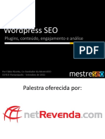 Wordpress - Plugins,Conteudo e Engajamento