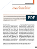 How to Improve the Meat Chain