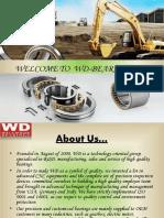 Home Appliance bearings