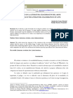 Dos Santos Moreira, Ariágda & Marrero Fernández, Marilys - Erotismo en la literatura. Exacerbación del amor.pdf