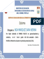 Diplomas 2016