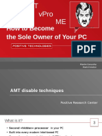 How to Become the Sole Owner of Your PC