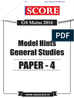 GS SCORE UPSC Paper 4 UPSC Comparision 4 With Hints Edit