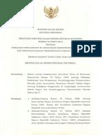 Permendari No. 76 Tahun 2016 Tentang Kebijakan Pengawasan Di Lingkungan Kementerian Dalam Negeri Dan Penyelenggaraan Pemerintah Daerah Tahun 2017