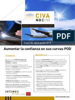 CIVA Application Case 9 ES