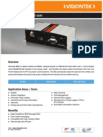 88ri-Meter Interface Unit Brochure