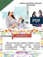 5 Manual Plasenta