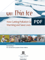Full Report on Thin Ice How Cutting Pollution Can Slow Warming and Save Lives