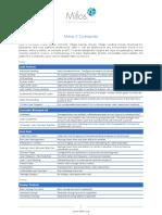 Mifos X Data Sheet July2015