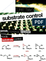 Substrate Control - Organic Chemistry Notes at Examville.com