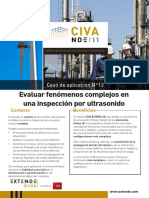 CIVA Application Case 12 ES