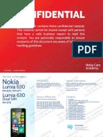Nokia Lumia 630 Dual SIM RM-976 RM-977 RM-978 Service Schematics v1.0