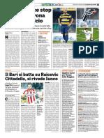 La Gazzetta dello Sport 11-01-2016 - Calcio Lega Pro