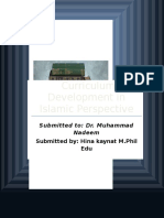 Curriculum Development in Islamic Perspective