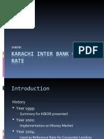 Karachi Inter Bank Offer Rate Group 2