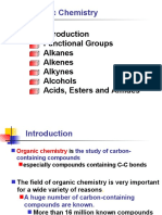 Functional Groups - Organic Chemistry Notes at Examville.com