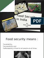 Sahil Ahmed Eco Project