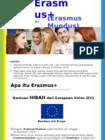 12. Erasmus