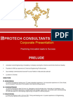 Protech Corporate Presentation