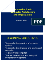 20110110190159Introduction to Computer Architecture and Organization