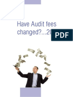 List of Top 25 Audit Firms and their audit Fees