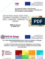 mad for europe ppt women situation