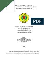 Ringkasan Mata Kuliah - Government Ethic and WBS