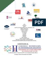 Convocatoria Congreso Intervención Puebla17