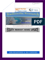 Daily Equity Research Report of 11th Jan 2017-TradeIndia Research