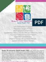 Quality Life Discoveries E-Brochure