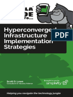 Simplivity GorillaGuide Hyperconverged Infrastructure
