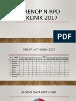 Renop n Rpd Klinik 2017