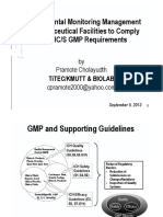 Environmental Monitoring Management in Pharmaceutical Facilities to Comply With Pic GMP Requirements Sapphire108