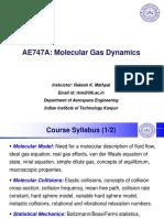AE747A Syllabus and Grading Policies