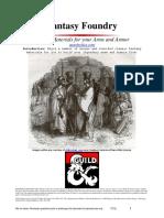 Fantasy Foundry (10032611)